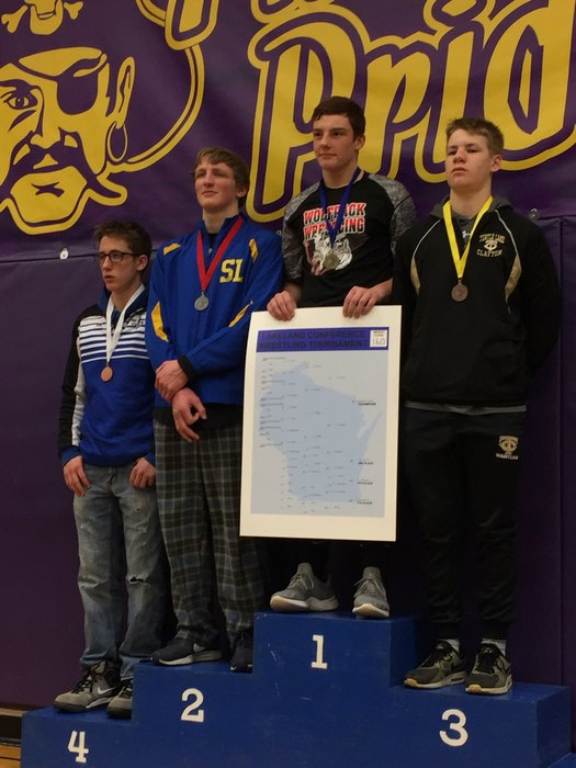 Kraus wins Conference