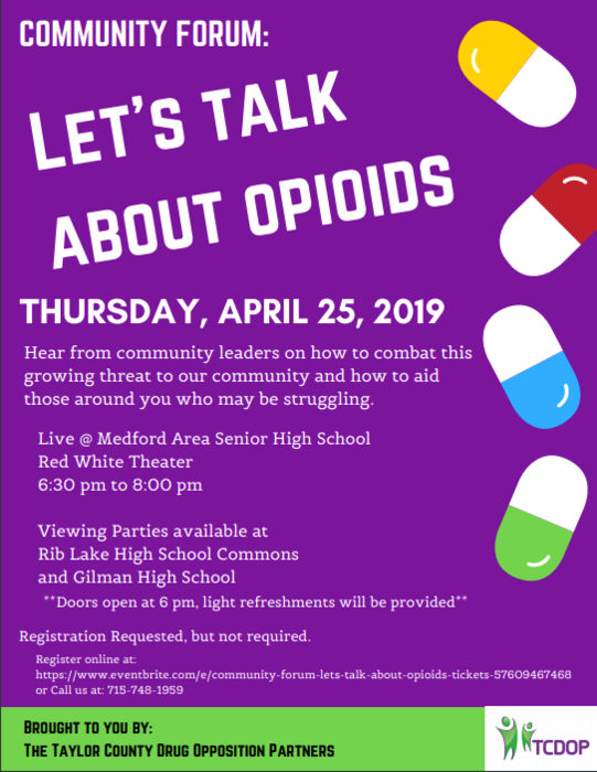 Opioids Talk