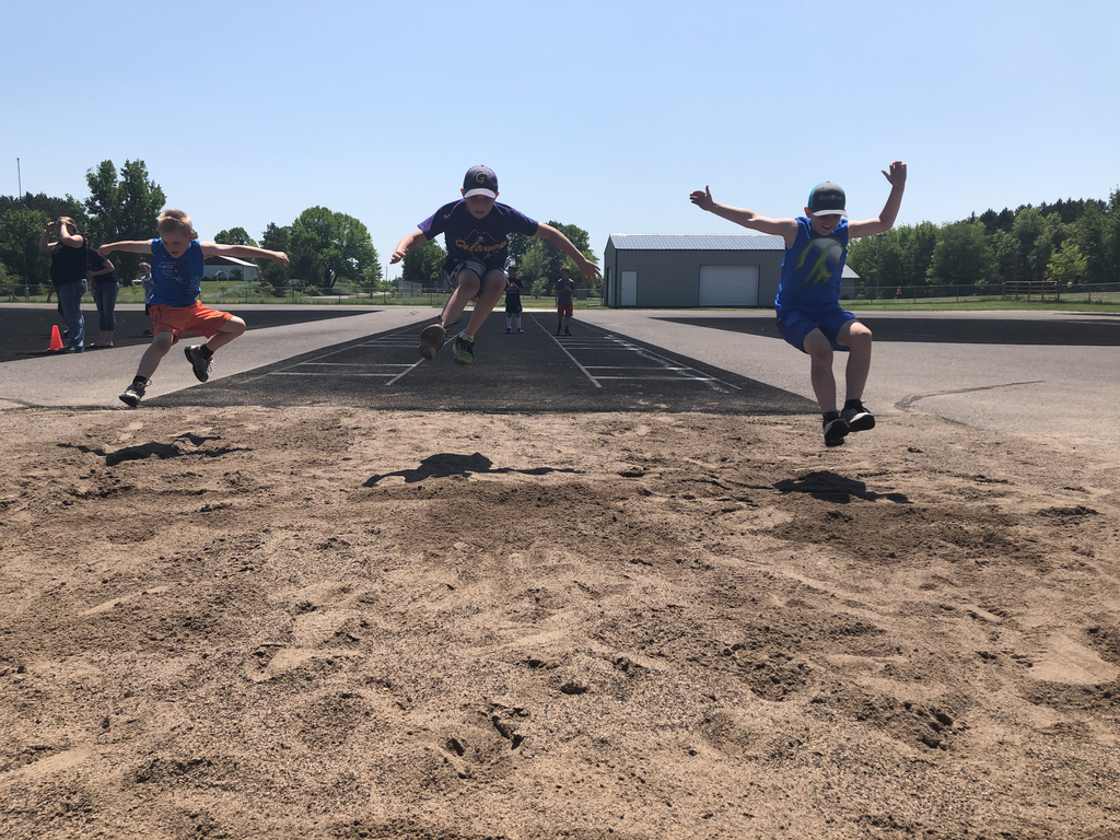 Gilman Elementary Track and Field Day 2019!